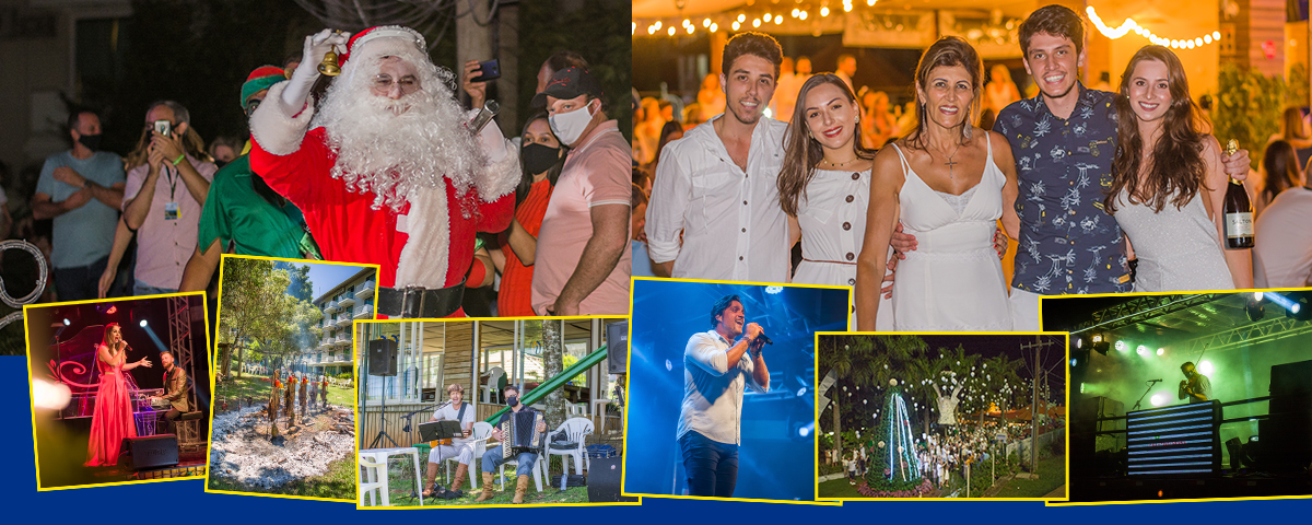 TBT especial: relembre o fim de ano no Itá Thermas