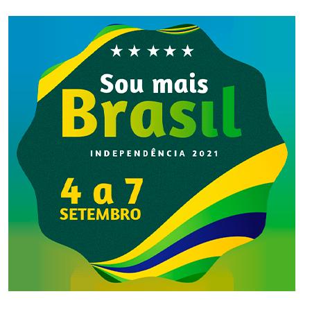 SOU MAIS BRASIL – INDEPENDÊNCIA 2021
