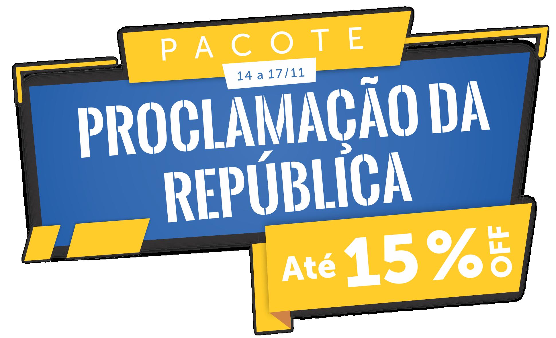 Proclamação da República 2019
