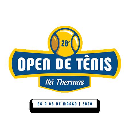Pacote 20º Open de Tênis